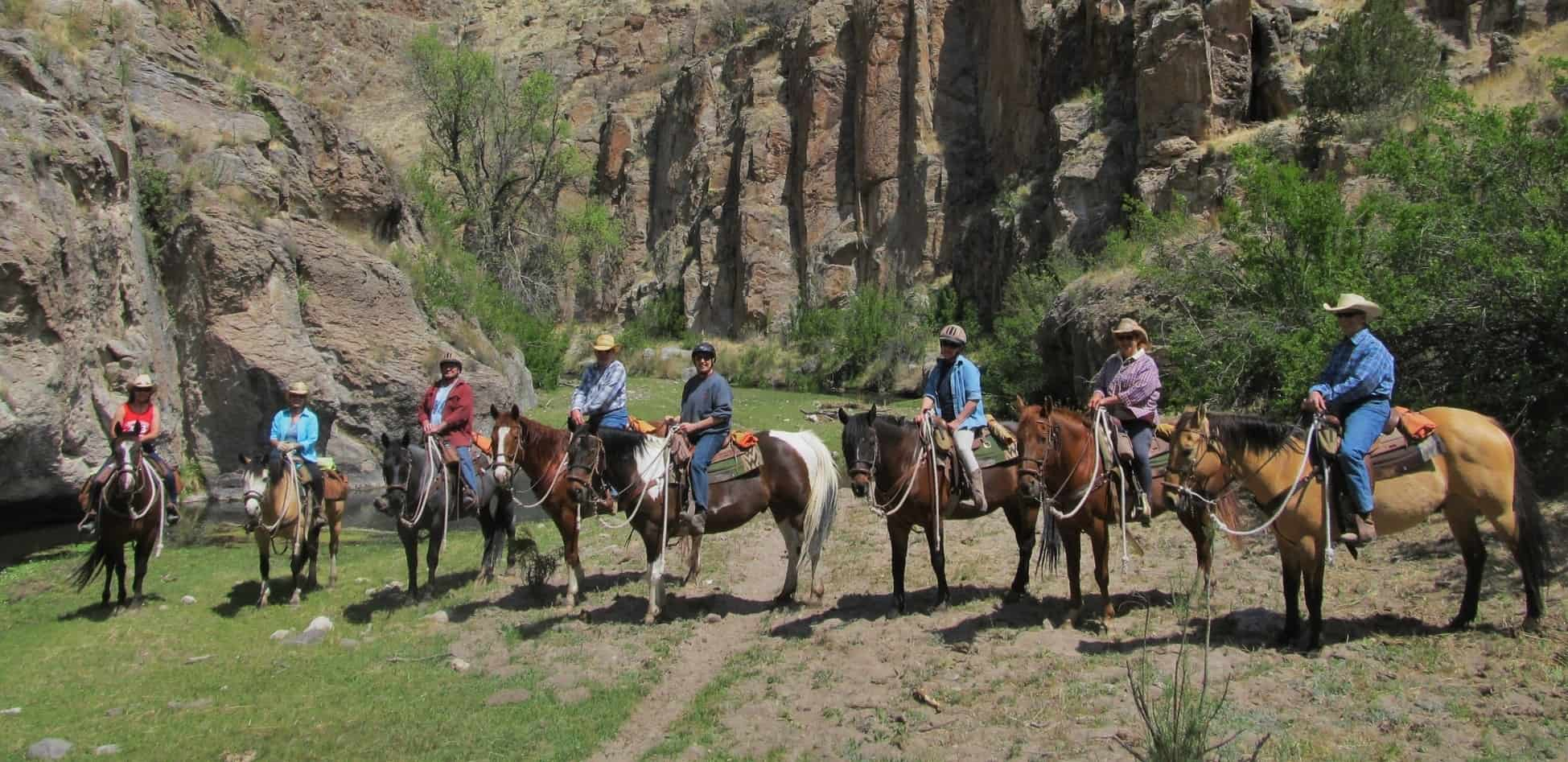 Corporate, Geronimo Trail Guest Ranch, Gila National Forest, New Mexico, Trail Riding, Horseback Riding, Dude Ranch, Guest Ranch