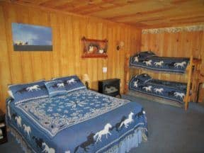 Mimbres, a cabin at Geronimo Trail Guest Ranch