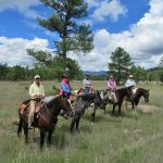New Mexico Dude Ranch Vacation Holiday Special
