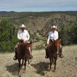 New Mexico Dude Ranch Experience