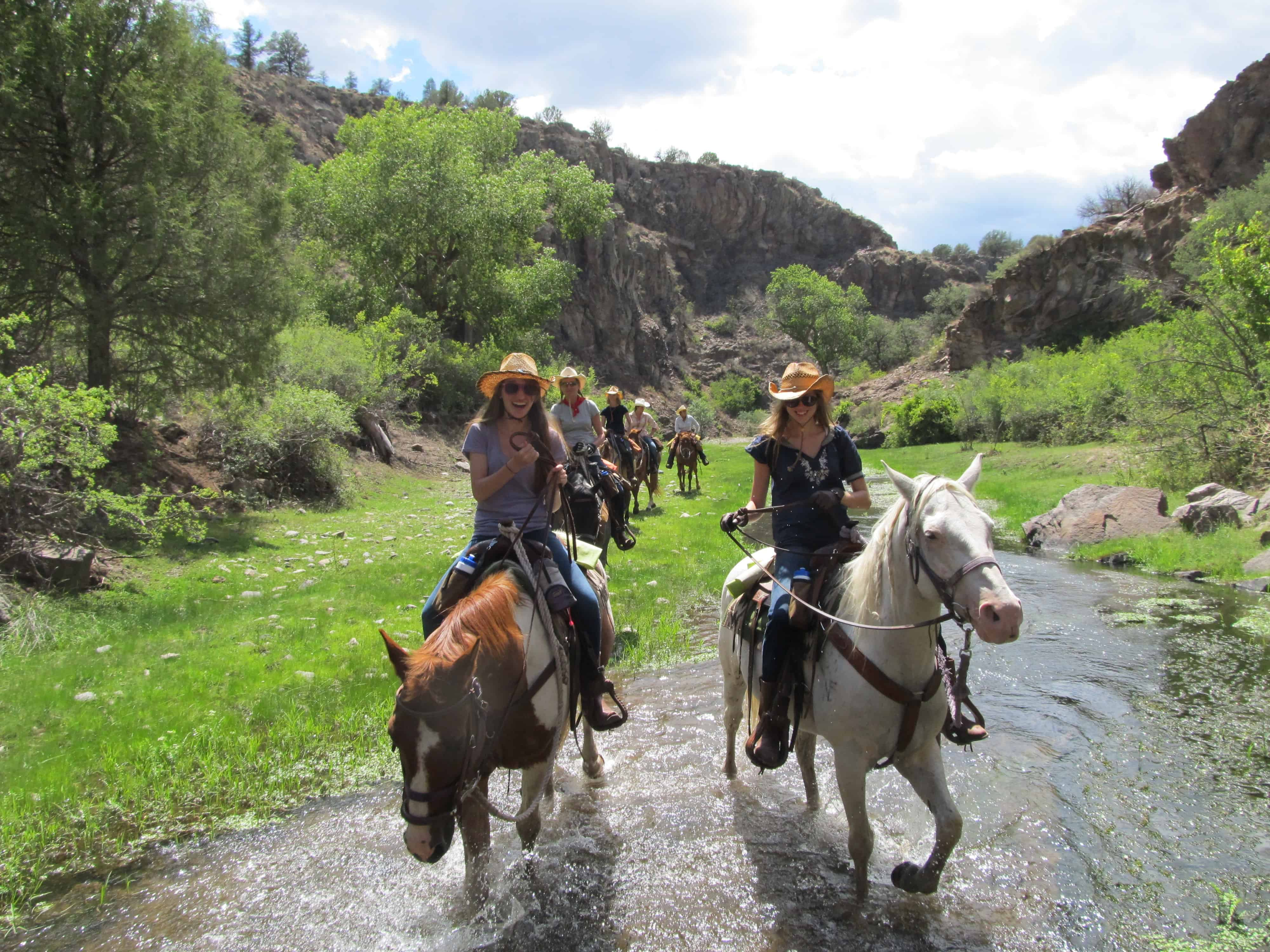 Planning a Getaway? Consider a Gila National Forest Summer Vacation